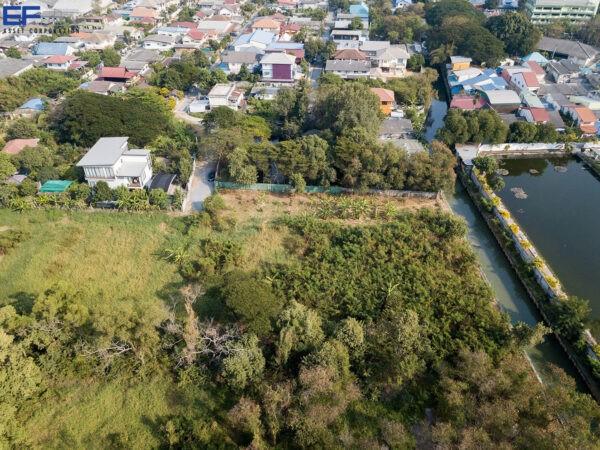 ที่ดิน 71 ตารางวา โกสุมรวมใจซอย5 ดอนเมือง ตรงข้ามสนามบินดอนเมือง