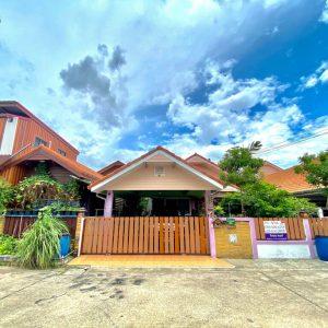 ขายบ้านเดี่ยว หมู่บ้านเครือวัลย์พาร์ค 2 สุวินทวงศ์ 64