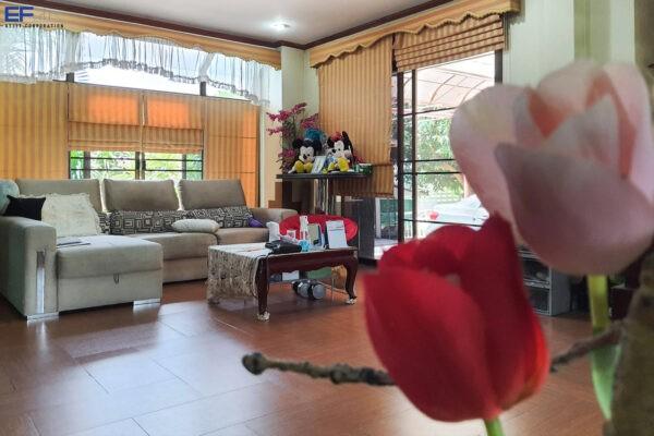 บ้านเดี่ยว พร้อมที่ดินเนื้อที่ 2 ไร่ หนองปลาไหล สระบุรี